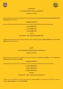 Bases Concurso Paellas 2020